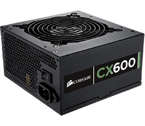 Corsair Builder Series 600w