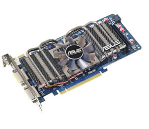 Asus Nvidia Geforce Gts 250