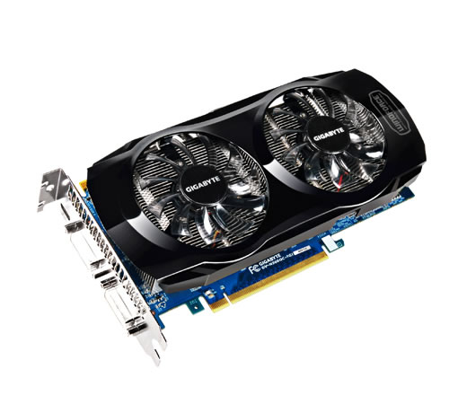 Nvidia G-force Gtx 560  1gb Gddr5  Pci Experess  Dvi   Gigabyte