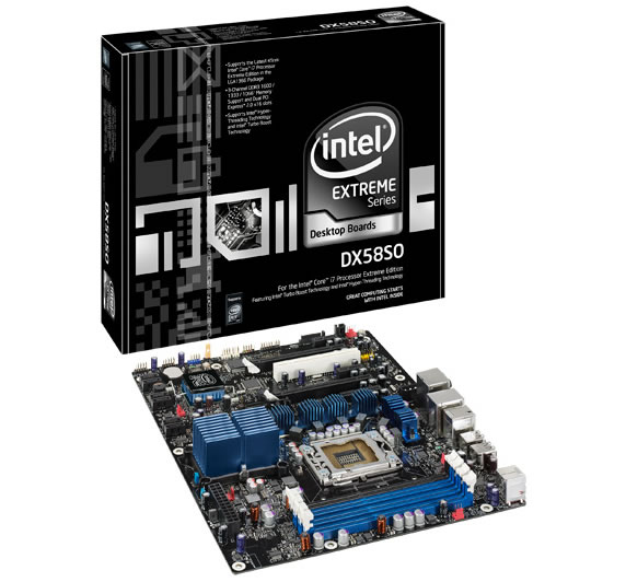 Placa Base Intel Boxdx58so