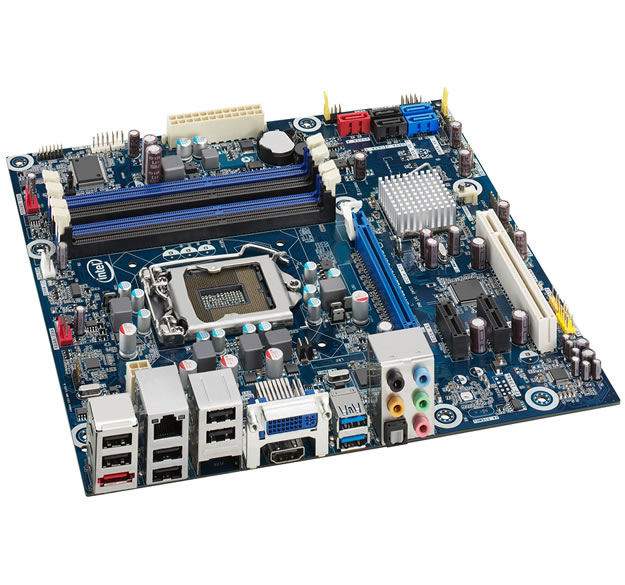 Placa Base Intel Dh67blb3  Intel I7