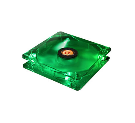 Thunderblade 120 Mm Led Verde Basic Fan