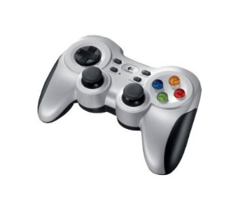 Mando Gamepad Logitech F710 Inalambrico 24 Ghz Pc