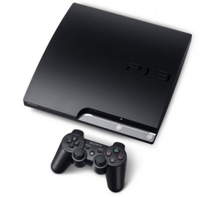 Sony Ps3 Play Station 3 Slim 160gb