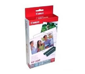 Papel Foto Canon 10x15   Tinta 36 Hojas Selphy Series Cp