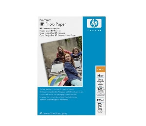 Papel Hp Fotografico Satinado 100 X 150 Mm - 60 Hoja S   Pack 2x1