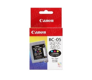 Cartucho De Tinta Canon Bc05 Color Bj200-10-40-501000