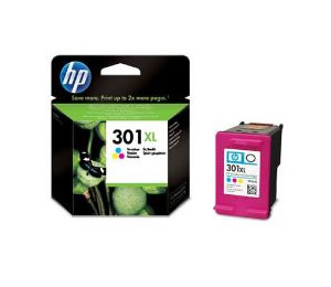Ver CARTUCHO DE TINTA HP TRICOLOR 301XL