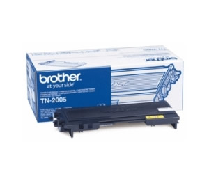 TONER LASER BROTHER NEGRO TN2005 1500 PAGINAS HL-2035