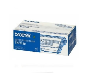 Ver TONER LASER BROTHER NEGRO TN2120 2600 PAGINAS HL-2150N HL-2170W MFC-7320 DCP-7030 DCP-7040 DCP-7045N