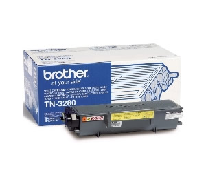 Toner Laser Brother Negro Tn3280 8000 Paginas  Hl-5350dn Hl-5370dw Dcp-8085dn Dcp-8070d