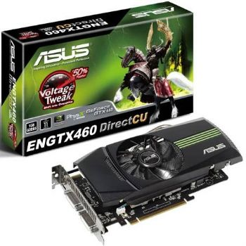 Svga Geforce Gtx460 Asus 1gb Directcu