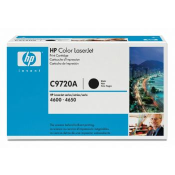 Ver TONER HP C9720A LJ COLOR 4600 NEGRO 9000 Paginas