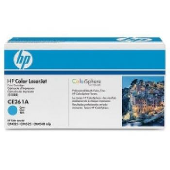 TONER HP CE261A LJ CP4025