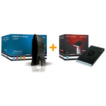 Reproductor Multi Conceptronic Fullhd Hd 40gb 2 5