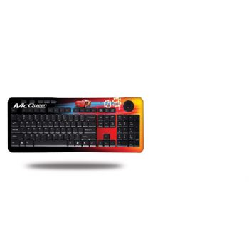 Teclado Disney Cars Race
