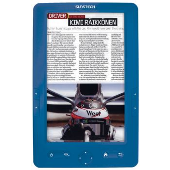 E-book Sunstech E-book Eb700 Azul