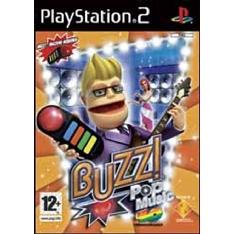 Juego Ps2 - Buzz Pop Music
