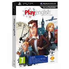 Juego Psp - Play English