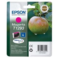 CARTUCHO TINTA EPSON T1293 MAGENTA 112ML SX420W