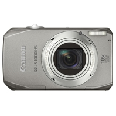 Camara Digital Canon Ixus 1000 Hs Plata 10mp Z10x 3 Litio