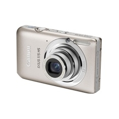 Camara Digital Canon Ixus 115 Hs Plata 121mp Zo 4x 3 Litio