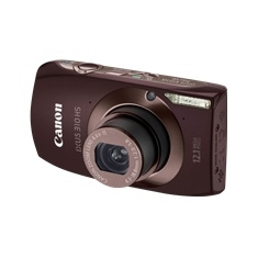 Camara Digital Canon Ixus 310 Hs Castano 121mp Z0 4x 32 Litio