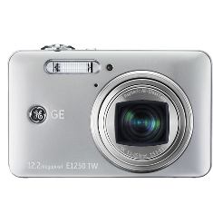 Camara Digital General Electric E1250tw Plata