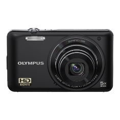 Camara Digital Olympus Vg-130 Negra 14 Mp Zo X5 Hd Lcd 3 Litio