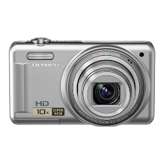 Camara Digital Olympus Vr-310 Plata 14 Mp Zo X10 Hd Lcd 3 Litio