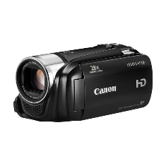 Videocamara Digital Canon Legria Hf R26 Negra Full Hd 32mp Za 28x Hdmi 8gb Kit
