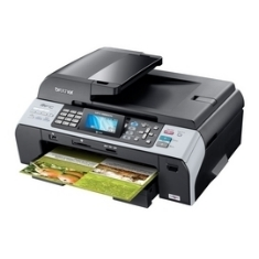 Multifuncion Brother Inkjet Color Mfc-5890cn Fax A4