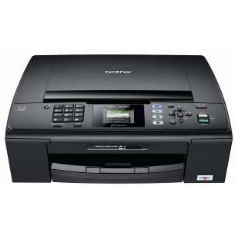Multifuncion Brother Inkjet Color Mfc-j265w Fax A4