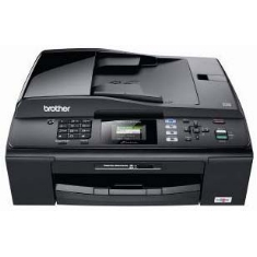 Multifuncion Brother Inkjet Color Mfc-j415w Fax A4