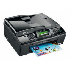 Multifuncion Brother Inkjet Color Mfc-j615w Fax A4
