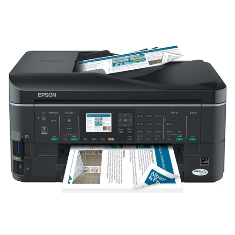 Multifuncion Epson Inkjet Color Stylus Office Bx625fwd Fax A4