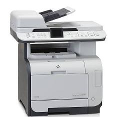 Multifuncion Hp Laser Color Laserjet Cm2320nf Fax A4