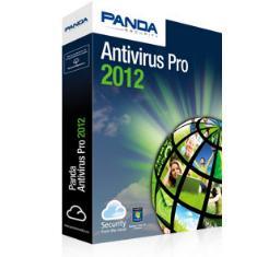 Antivirus  Panda Pro 2012 1 Usuario