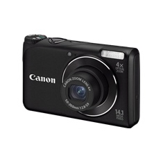 Canon Power Shot A2200 Negra