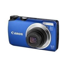 Canon Power Shot A3300 Is Azul