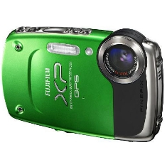 Fujifilm Finepix Xp30 Verde