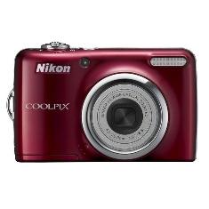 Nikon Coolpix L23 Roja