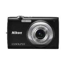 Nikon Coolpix S2500 Negra