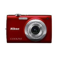Nikon Coolpix S2500 Roja