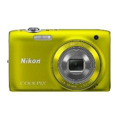Nikon Coolpix S3100 Amarillo