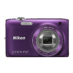 Nikon Coolpix S3100 Purpura