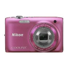Nikon Coolpix S3100 Rosa