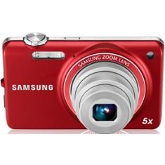 Samsung St65 Rojo 14mp 5x  2 Baterias  Funda