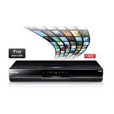 Dvd 3d Blu Ray Y Grabador Con 1tb Samsung  Full Hd  Tdt  Wifi Hdmi  Usb Video