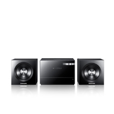 Microcadena Samsung 20w X 2  Power Bass  Cd  Fm  Usb